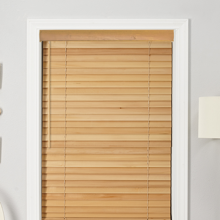 "2"" Northern Heights Wood Blinds"