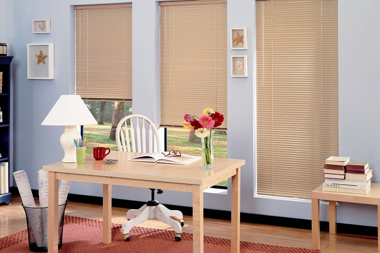 1 Inch Horizontal Aluminum Blinds